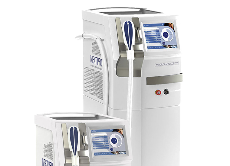 厚生労働省認可の医療機器を使用