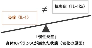 ACRSの身体バランス説明のイメージ